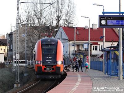 EN64-002, Koleje Małopolskie, Wieliczka Rynek-Kopalnia