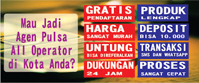 Agen Kuota Murah Zawzaw Cell Kota Bandung, Jawa Barat