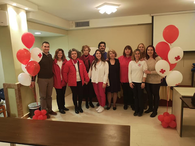 Ημερίδα Πρώτων Βοηθειών στο Τολό από τον Ερυθρό Σταυρό Άργους
