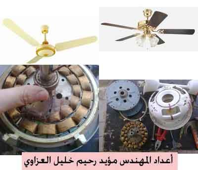 575c6ccab المروحة الكهربائية