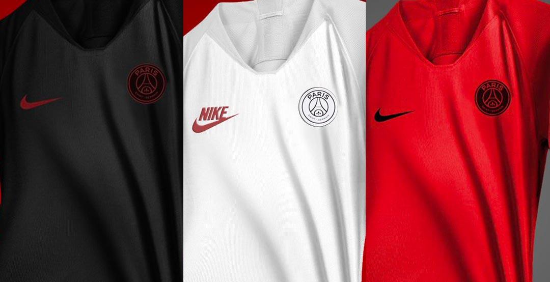 Stunning Nike Paris Saint-Germain 19-20 Home ae689d84a