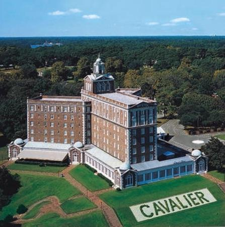 The Cavalier Resort At Virginia Beach Va An Excellent Vacation And Travel Location