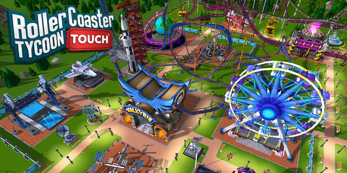 Atari ® Announces Expansion in Asia of RollerCoaster Tycoon ® Touch TM on mobile with versions dedicated to each country
