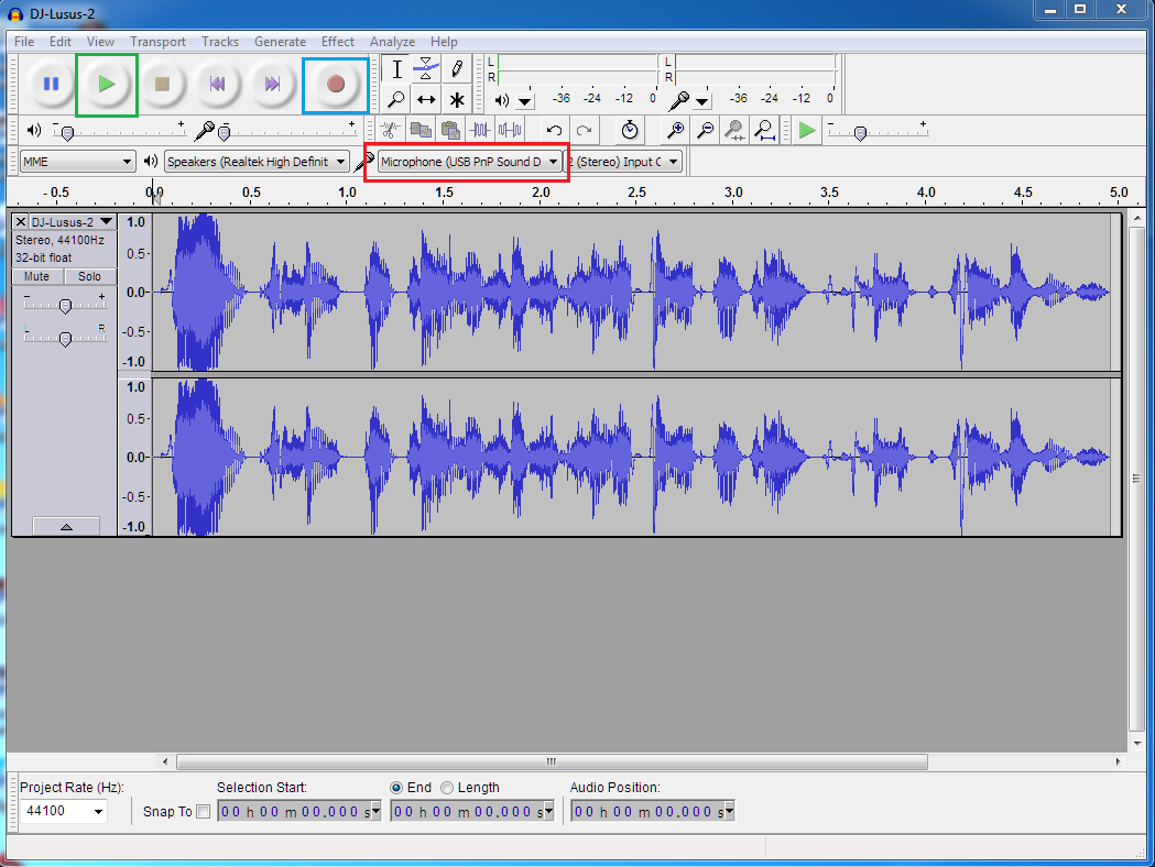 An Introduction to Audacity | The Chilly Bear