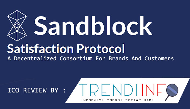 Review ICO Sandblock