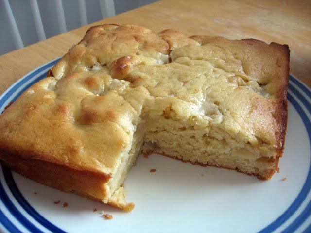 Breton Pear Cake by freshfromthe.com