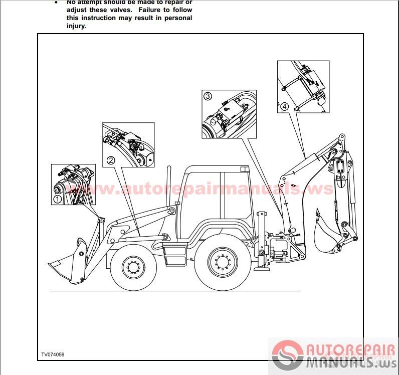 Free terex 80 Repair manual