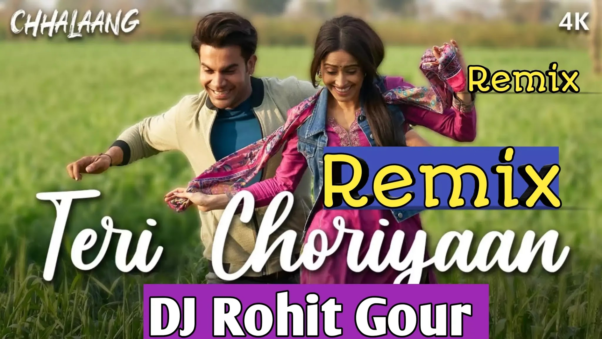 Teri Choriyaan Dj Remix Song (Chhalaang) Guru Randhawa Full Mp3 Song Download