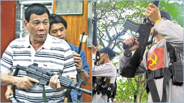 Duterte Perintahkan Berantas Komunis: Habisi Mereka Semua!