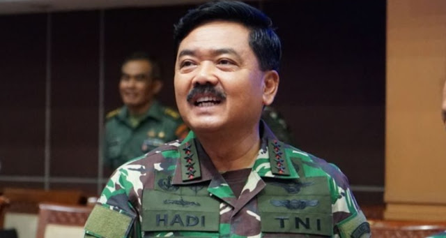 Panglima TNI: Ada Provokasi dan Cipta Opini oleh Pihak yang Tak Terima Hasil Pemilu