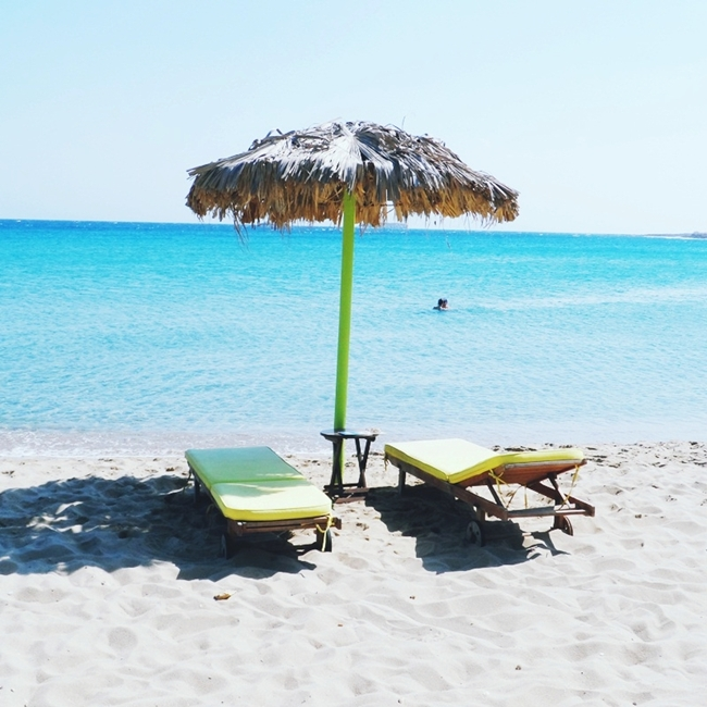 Viva Punda summer beach club Paros