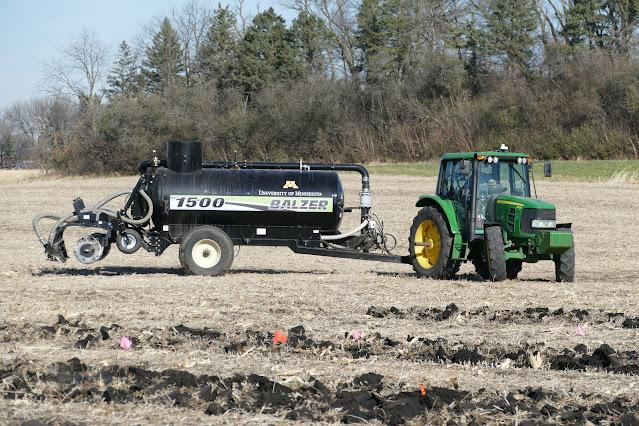 minnesota manure nitrogen guidelines