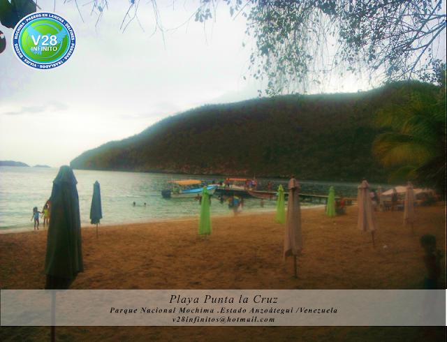 imagen playa punta la cruz full day