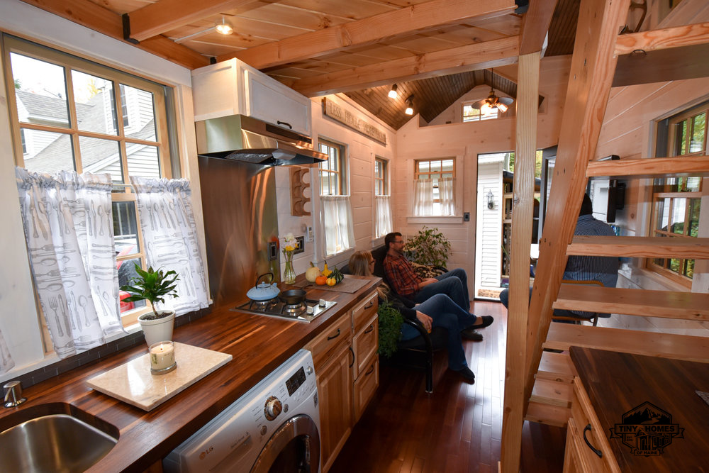 Tiny House Town Tiny Homes Of Maine Home