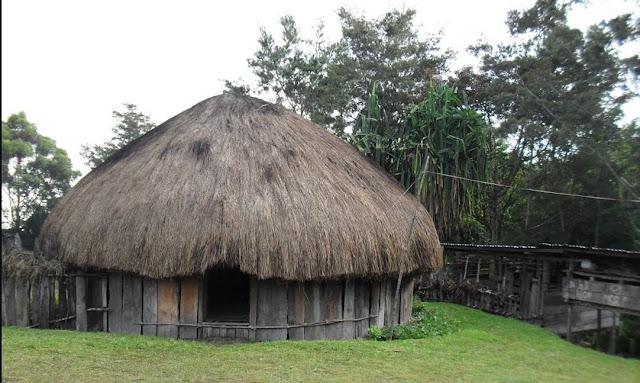 Yuk Kenali Budaya Indonesia,  Inilah Rumah Adat Papua yang Memiliki Banyak Keunikan