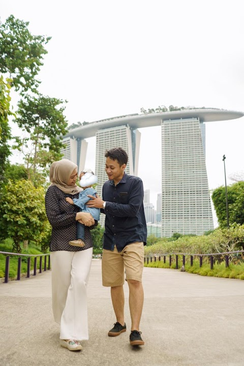 Traveling with baby: Singapore