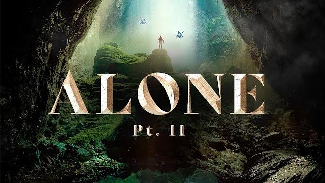Alone Pt. ll Lyrics By Alan Walker & Ava Max