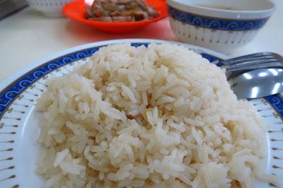 Lucky Chicken Rice, chicken rice