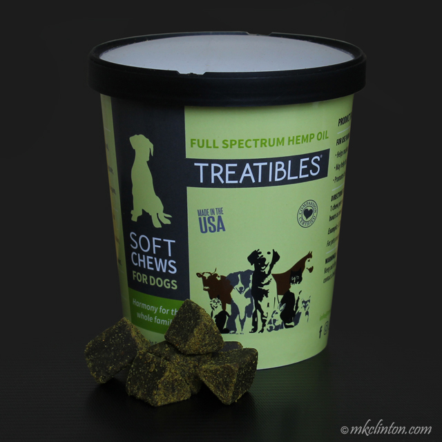 Treatibles Full Spectrum Hemp Oil Chews