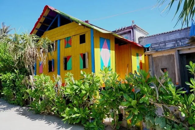 Three homestays from colorful to sea view at Be Island, Ly Son