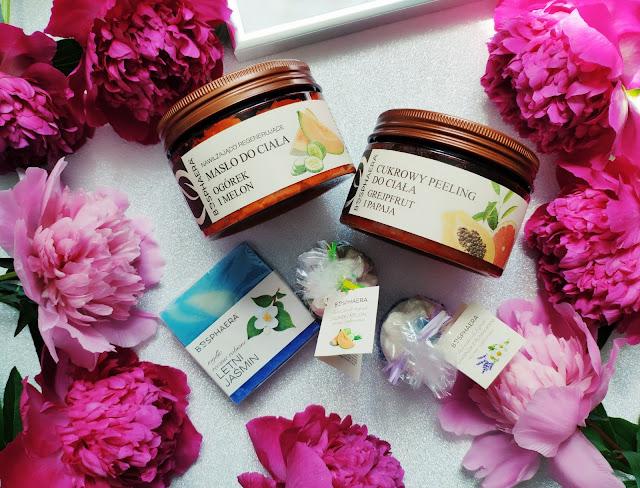 Bospharea - Piękne zapachy, wspaniałe konsystencje i cudowne działanie naturalnych kosmetyków