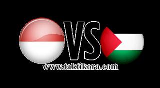 بث مباشر  فلسطين وإندونيسيا