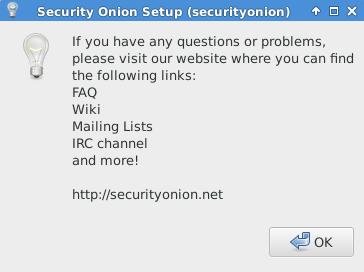 Security Onion: Security Onion 14 04 3 1 Screenshot Tour