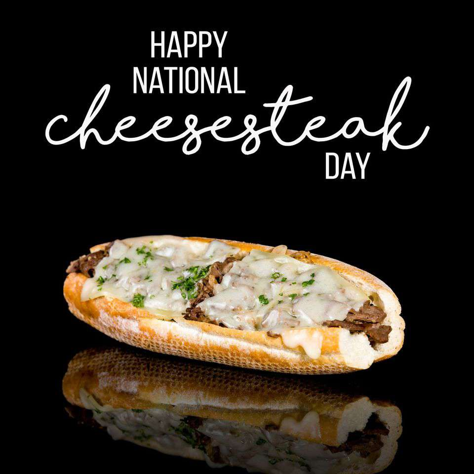 National Cheesesteak Day Wishes Pics