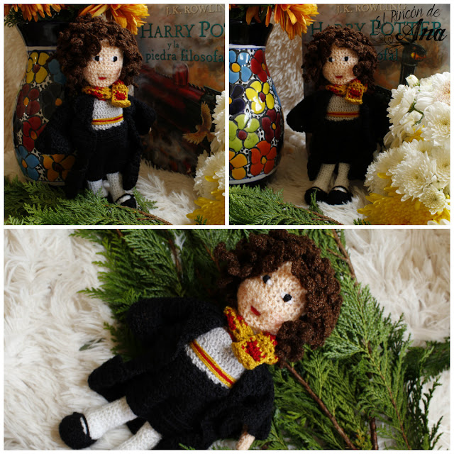Amigurumi Hermione