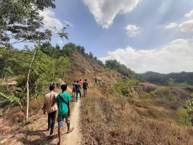Goa Awal Awil dan Punthuk Golong Bisa Jadi Tempat Wisata Unggulan di Banjarnegara