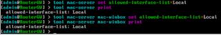 MAC Server Mikrotik