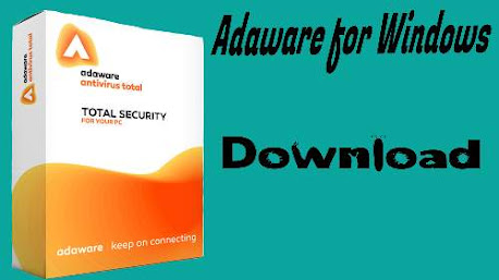 Adaware for Windows latest 2021