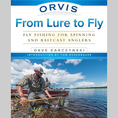 Book Review- From Lure to Fly by Dave Karczynski