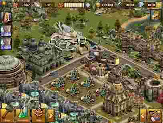 forge of empires Game Kerajaan