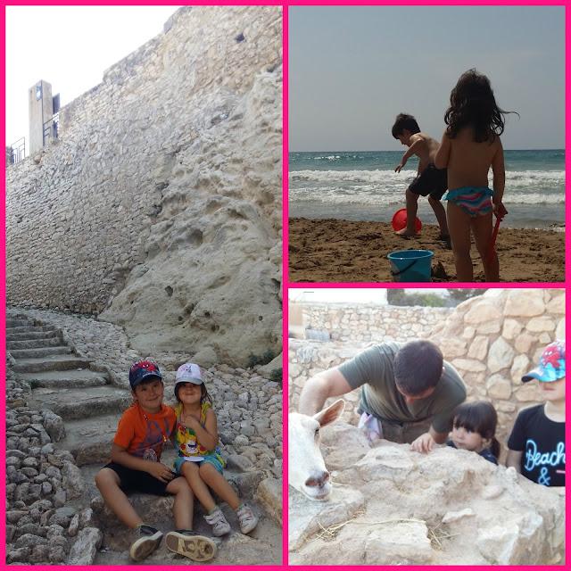vacaciones, vacaciones en familia, fundacion Pere Tarres, Artur Martorel, planes con niños, viajar con niños, maternidad