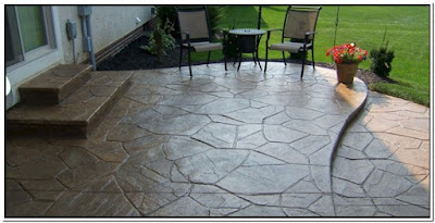 Poured Cement Patio Cost Ontario