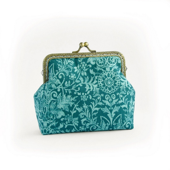 emerald green, purses,