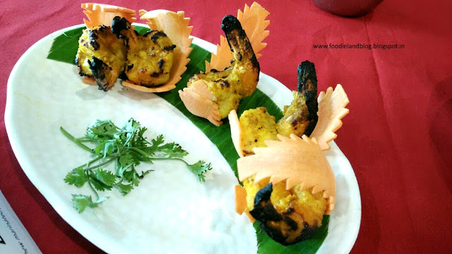 Barkas Rubina @ The Hot N Juicy Kebab Festival @ Paradise | Bangalore