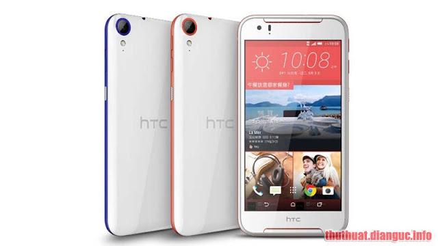 Rom gốc RUU (zip) cho HTC Desire 830 (A51CML)