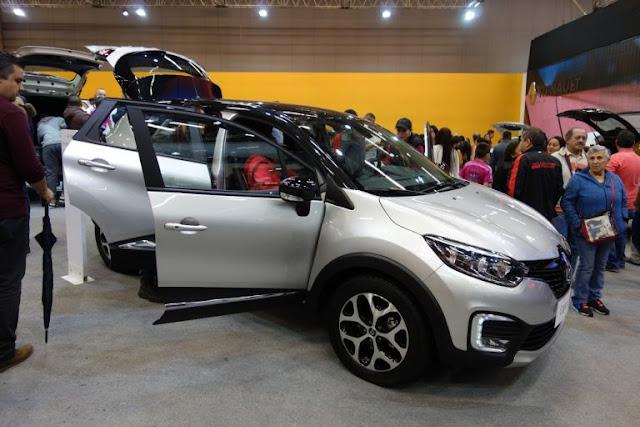 New renault car
