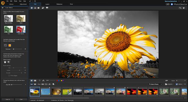 PhotoDirector 8