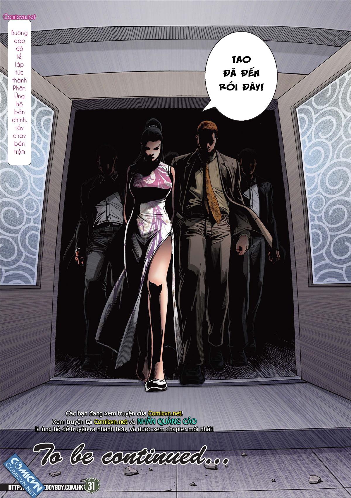 Người Trong Giang Hồ RAW chap 2085 - Trang 29