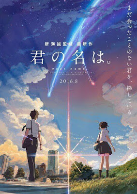 anime movie terbaik versi myanimelist kimi no na wa