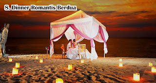 Dinner Romantis Berdua