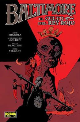 Baltimore 6 El culto del Rey Rojo