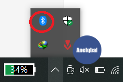 cara memindahkan foto dari hp ke laptop menggunakan bluetooth
