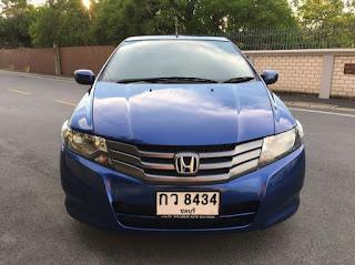 HONDA CITY 1.5 V i-VTEC (ABS) ปี 2009 โฉม ปี 08-13  กว8434