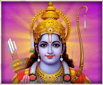 new hindu god ram images