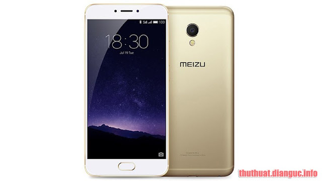 Rom stock cho Meizu MX6