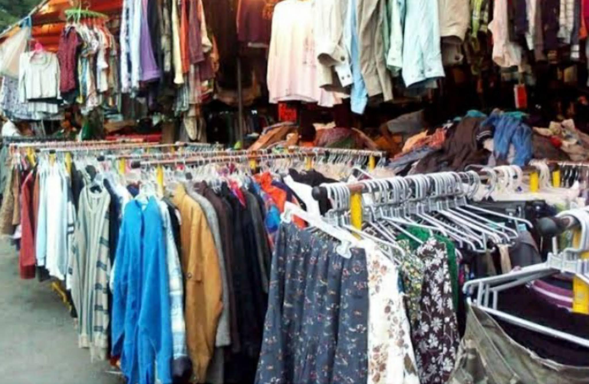 omset bisnis menjanjikan jualan baju bekas